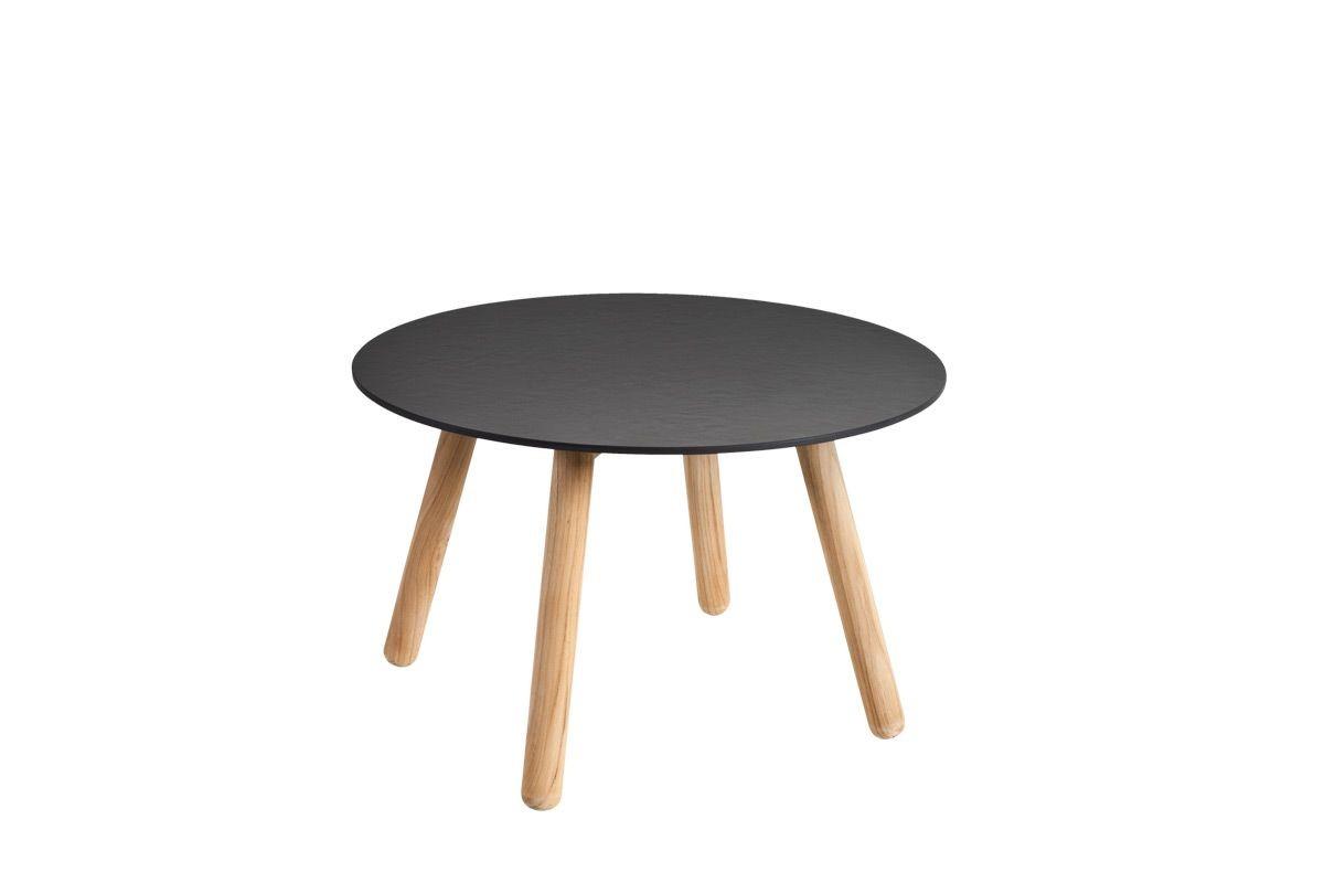 ROUND AUXILIAR TABLE