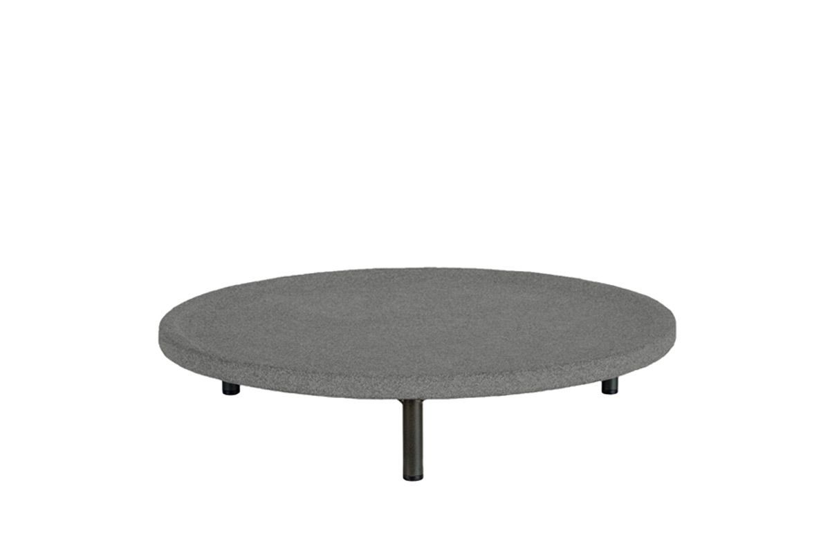 ROUND AUXILIAR GRANITE TABLE TOP 42 DIAMETER