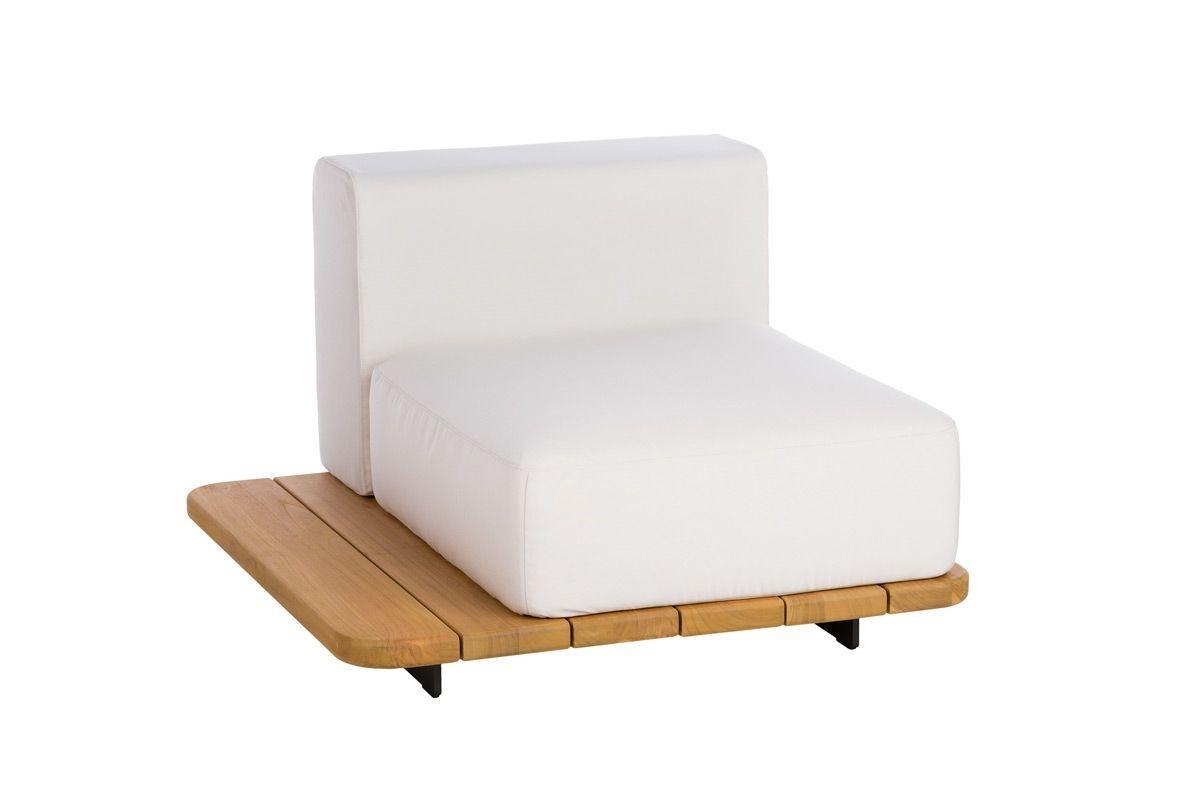 BASE + SINGLE SEAT + LEFT BACK