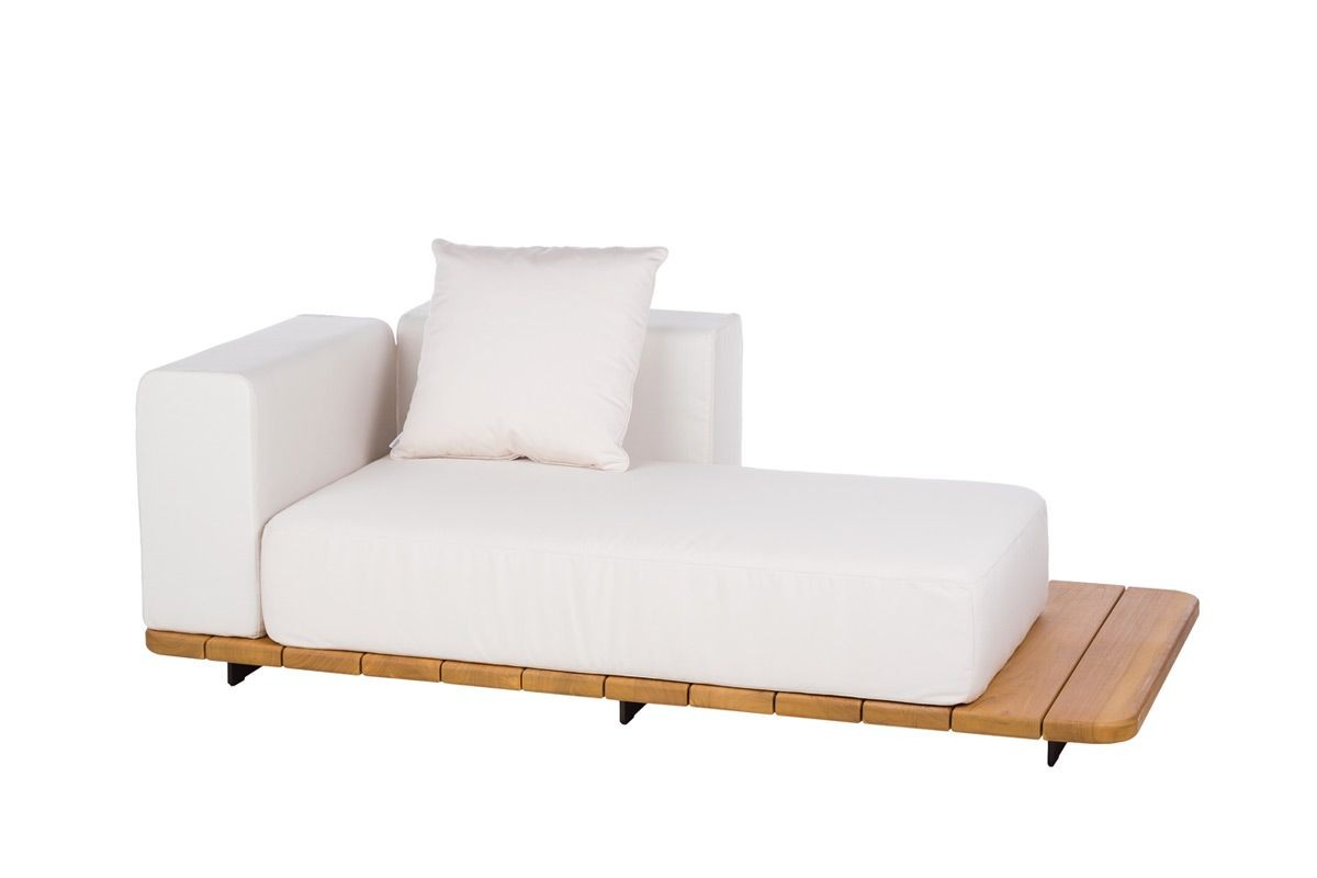 BASE + DOUBLE SEAT + BACK + RIGHT ARM