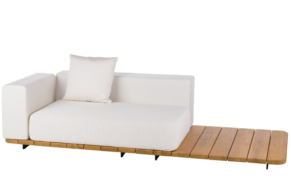 BASE + DOUBLE SEAT + DOUBLE BACK + RIGHT ARM