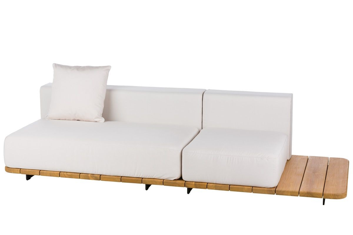 BASE + DOUBLE SEAT AND BACK + SINGLE RIGHT SEAT AND BACK