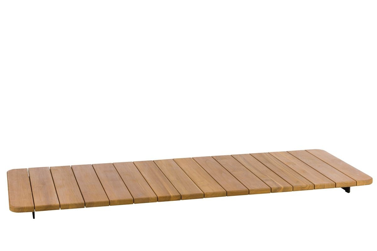 RECTANGULAR TEAK TABLE TOP