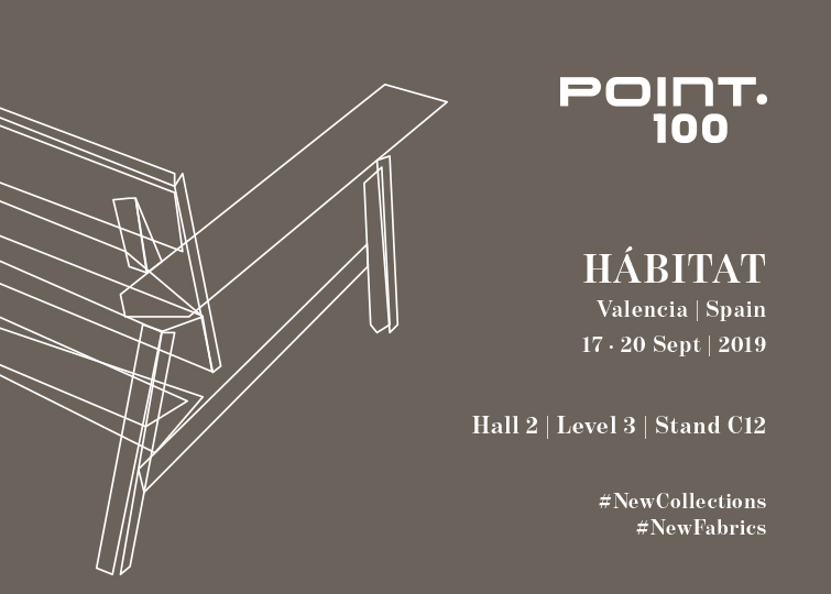 Point presents in València its new collections designed by Christophe Pillet and Gabriel Teixidó