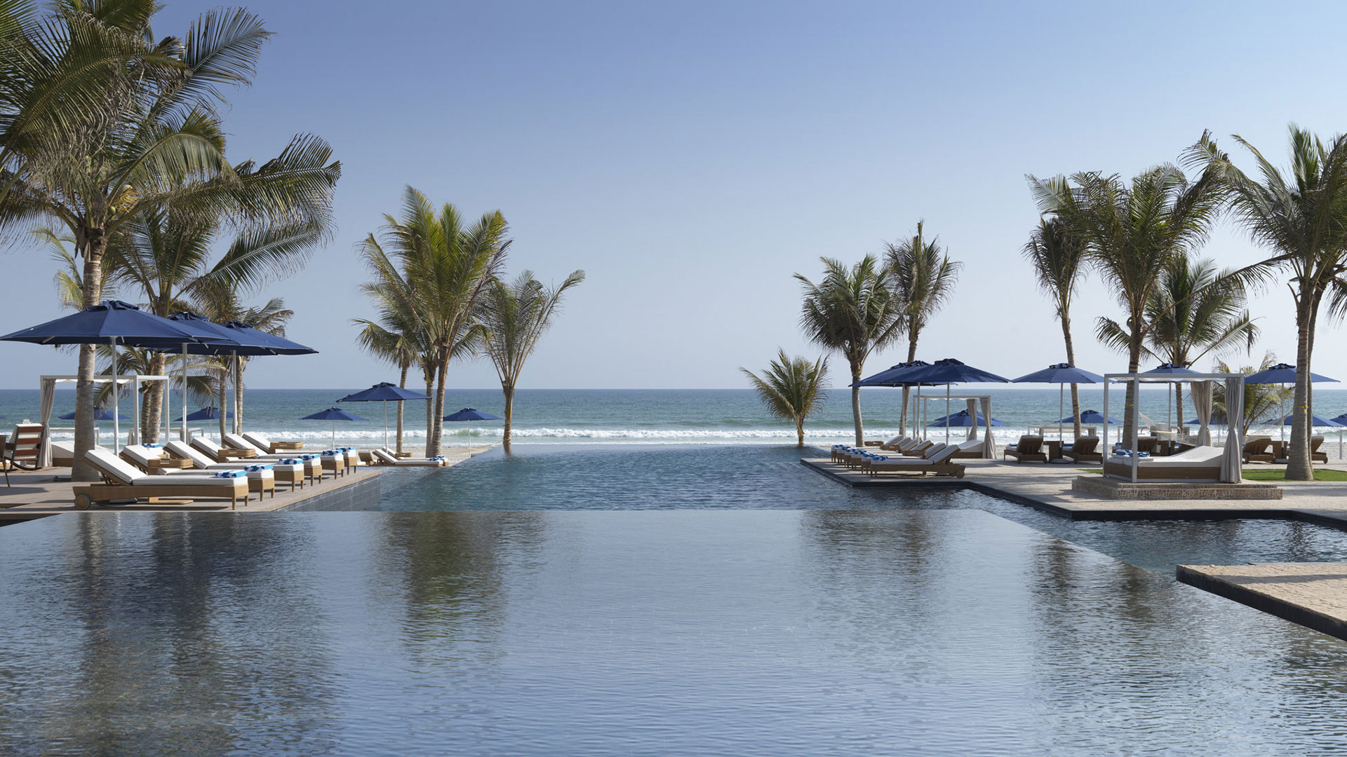 POINT at the AL BALEED resort