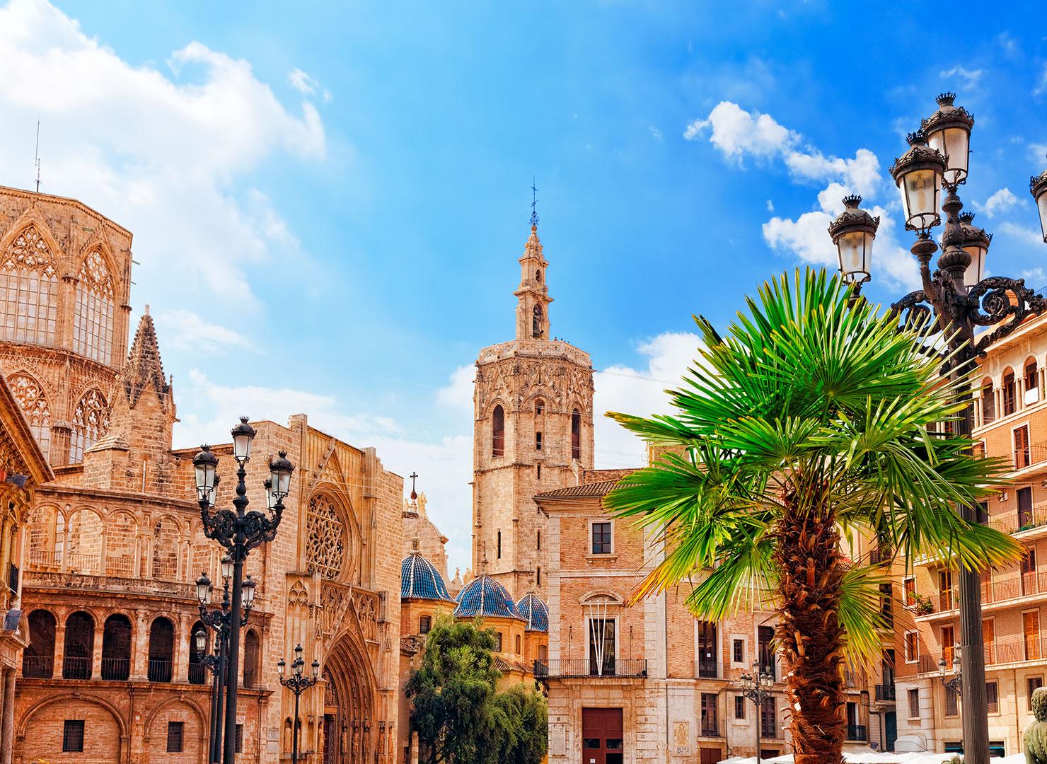 Valencia, World Design Capital 2022 finalist.