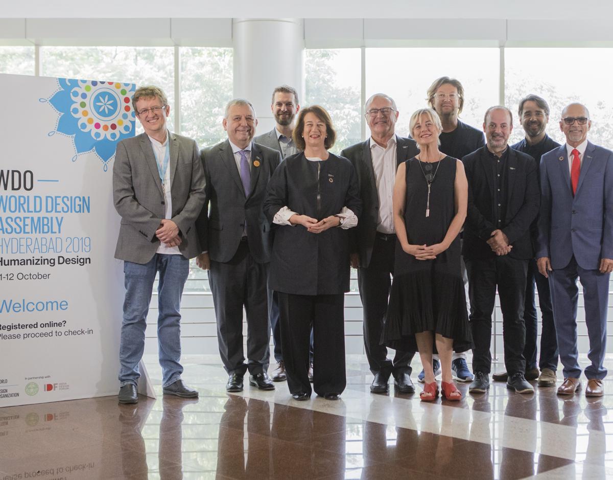 Vicente Pons è stato in India para il passaggio di testimone della Capitale Mondiale del Design