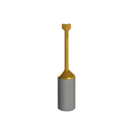 DMT Ø1.6mm, Seat 45º, Max Drilling L 8mm, Cutting L 0.7mm, Shank 3mm