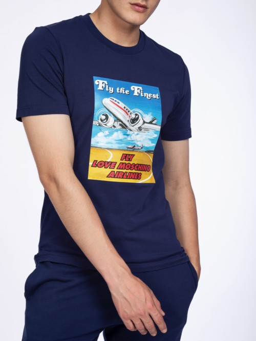 CAMISETA FLY AIRLINES