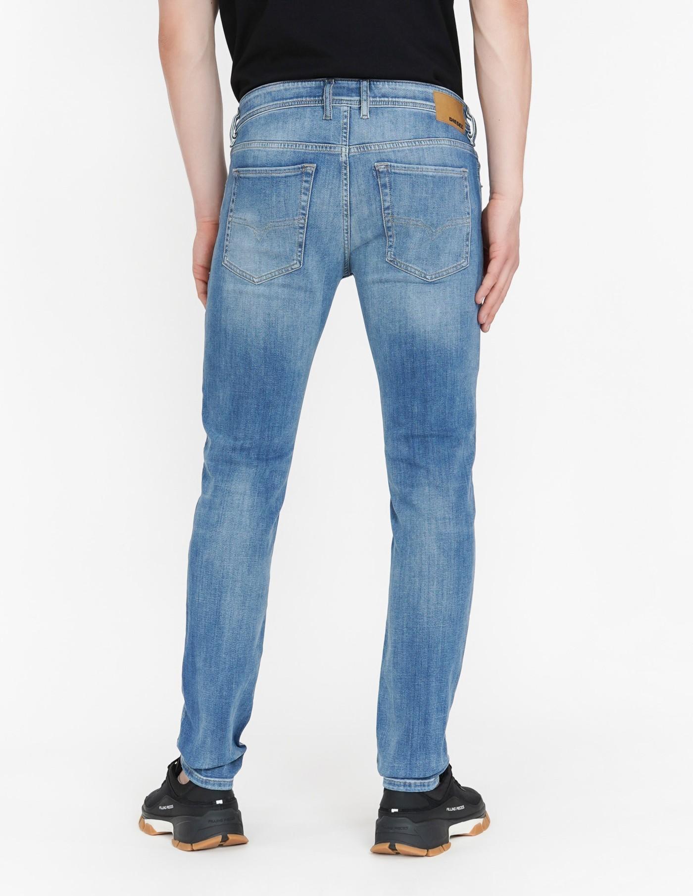 Diesel Pantalon Vaquero Sleenker 00swf 0095g 01 Azul Claro