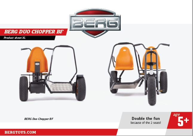 Berg Duo Chopper BF