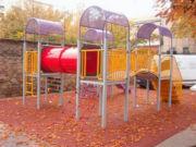 Parc infantil Plaça Bordeus