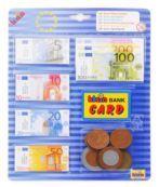 Euros de juguete