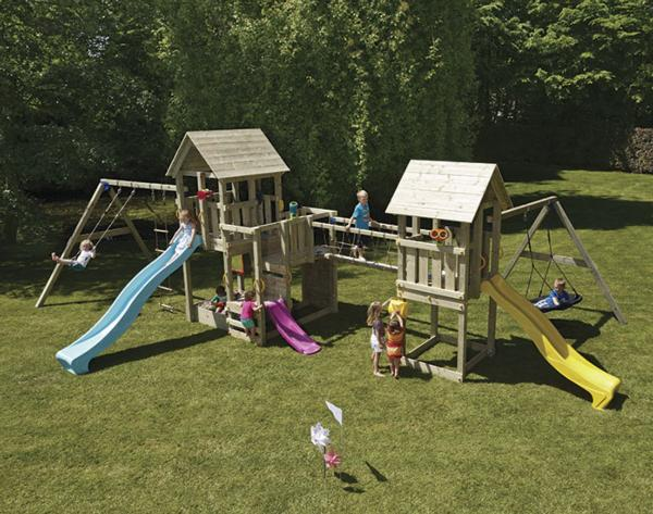 parque infantil himalaya bluerabbit parques infantiles columpios casitas elevadas infantiles masgames