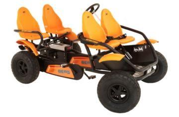 cuadriciclos de alquiler, cuadriciclos eléctricos, karts de pedales eléctricos, karts eléctricos, coches de pedales eléctricos, berg,