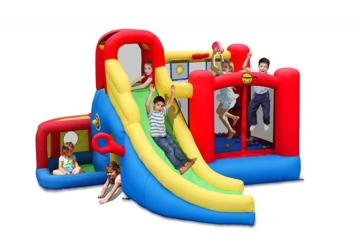 inflables grandes, inflables para fiestas, inflables para niños, inflable 11 en 1, castillos inflables, happy hop, happyhop, castillos hinchables, hinchables