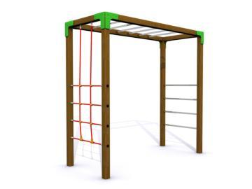 Trepador modelo 3, trepadores, trepadores para niños, trepadores infantiles, entretenimientos infantiles, juegos para niños, topludi