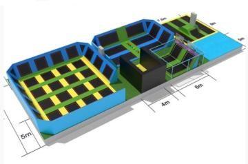 arena trampoline park, parque de camas elasticas, parques infantiles de camas elásticas, camas elasticas, trampolines, akrobat trampolines