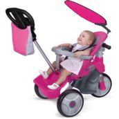 Triciclo Baby Trike Easy Evolution Pink