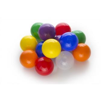 Bolas de colores para piscinas sensoriales