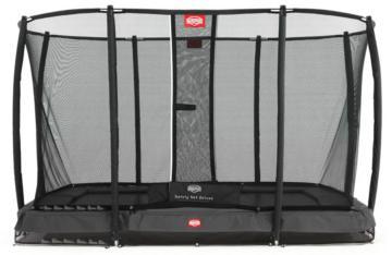 Cama elástica EAZYFIT GREY Inground Deluxe, camas elásticas rectangulares, camas elásticas barcelona, camas elásticas madrid, camas elásticas para enterrar, saltadores elásticos, brincolines, trampolines rectangulares, la mejor cama elastica,