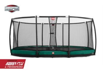 camas elásticas, trampolines, saltadores, berg toys, berg, boti boti, camas elásticas para enterrar, camas elásticas para empotrar,