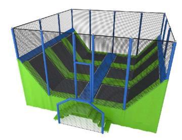 Camas elásticas profissionais Matrix, loja camas elásticas, camas elasticas, cama elástica, akrobat, trampoline parks, trampoline park, trampoline park portugal, trampoline akrobat portiugal,