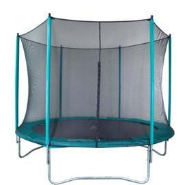 cama elástica con red, camas elásticas con red, camas elásticas con red baratas, cama elastica con protección, cama elástica con red economica