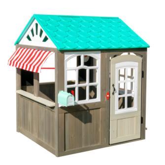 Casita de madera Coastal Cottage uso privado