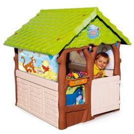 winnie tree hut, casitas smoby, smoby, casitas infantiles, casitas de jardín