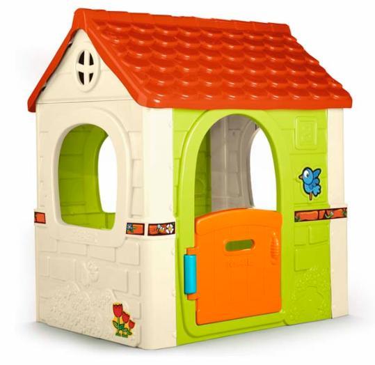 Casita fantasy house feber for Casita plastico jardin