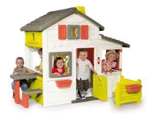 friends house, smoby, feber, little tikes, nuevas casitas smoby, casitas infantiles, casitas de plástico