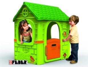 Fantasy House, Feber Fantasy House, casitas feber