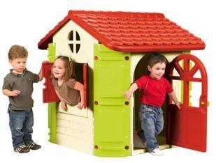 casitas niños, casitas de jardin, feber house, nueva feber house, smoby