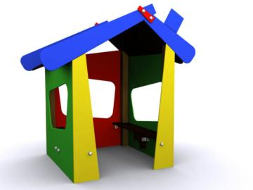 Casita infantil homologada kirkenes