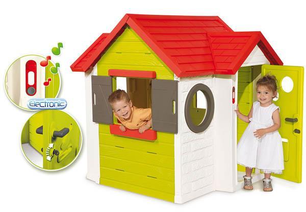 Casita infantil my house for Casita infantil jardin