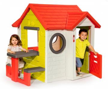 Casita infantil My House, casitas infantiles, casitas, casitas smoby, smoby, feber, tienda smoby, comprar casita para el jardín