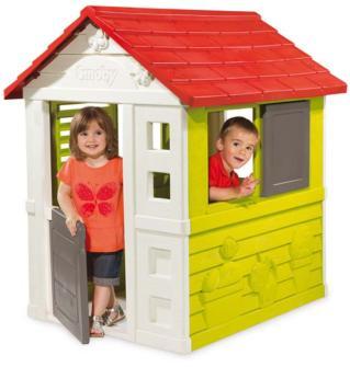 casitas infantiles, casitas de jardín, casitas, casitas de plástico, casitas smoby, smoby, tienda smoby, feber,