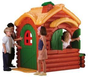 casita infantil woodland cottage