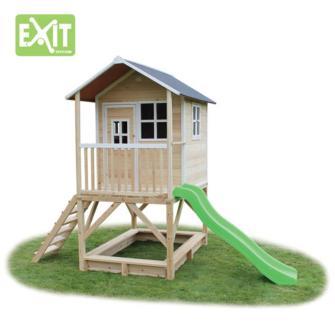 casitas de madeira, casitas para niños, topludi, entretenimientos infantiles, entretenimientos para niños, loft 500 natural