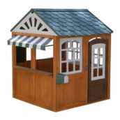 Caseta de fusta infantil Garden View