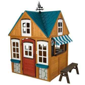 Casita de madera Seaside Cottage uso privado