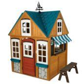 Casita de madera Seaside Cottage