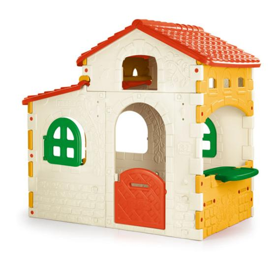 Casita infantil sweet house feber for Casitas infantiles jardin baratas