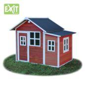 Casita de madeira infantil Loft 150 Red