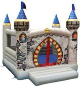 Inflable Castillo Antiguo