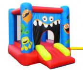 Castillo inflable Monsters