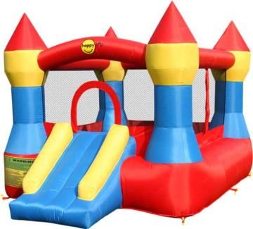 castillo inflable castello