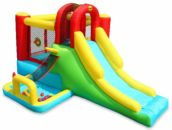 Castell inflable Aventura