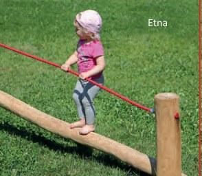 circuito educación infantil madera